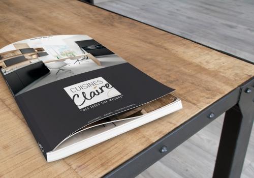 Le catalogue Cuisines Claire - Collection 2016-2017